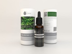 Olej CBD 10% 15ml Essenz