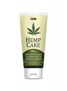Krem konopny Hemp Care 200ml
